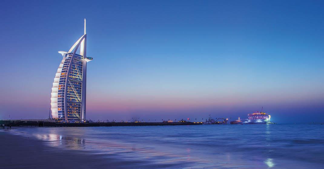 AIDAstella_Dubai_Burj_al_arab