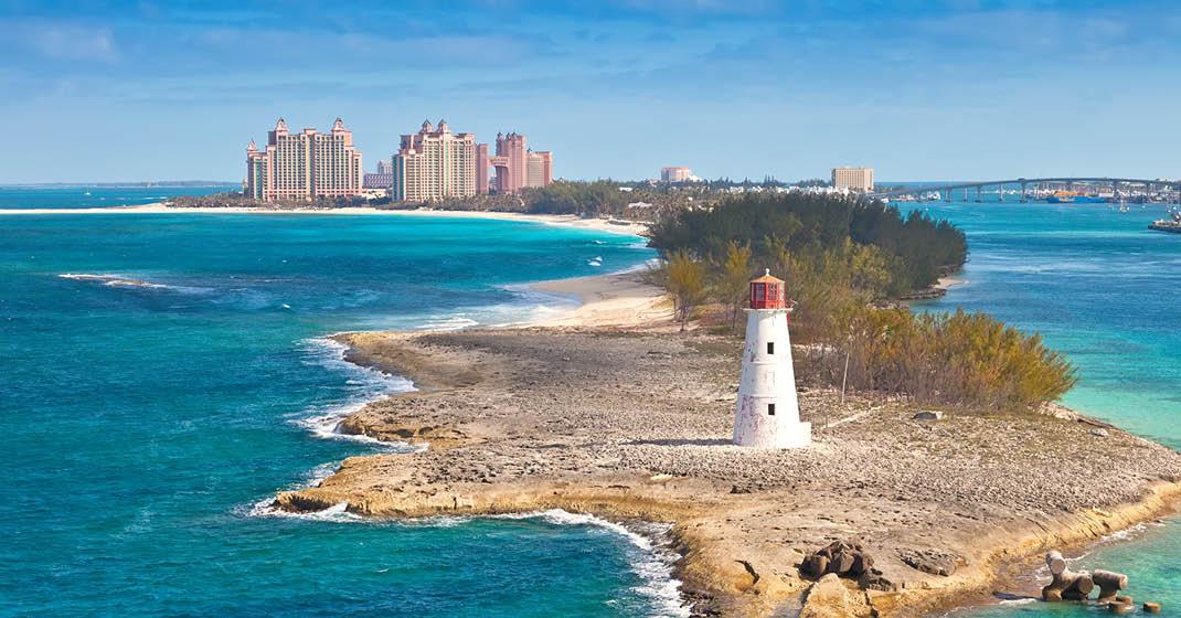 Leuchtturm, Nassau