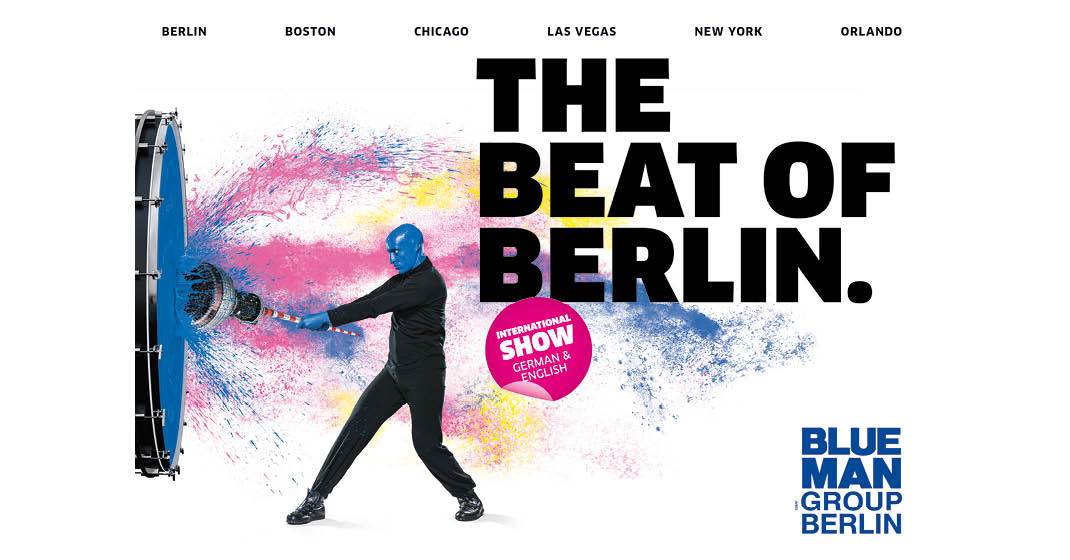 Berlin Musical Blue Man Group_Image