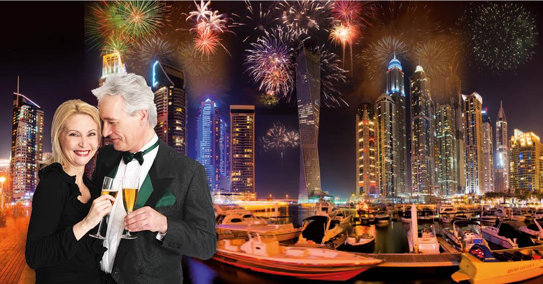 B_Dubai_Silvester_Feuerwerk_Sekt_Gala_Feier
