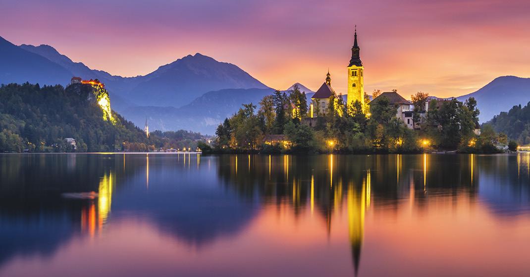 Julische_Alpen_See-von-Bled
