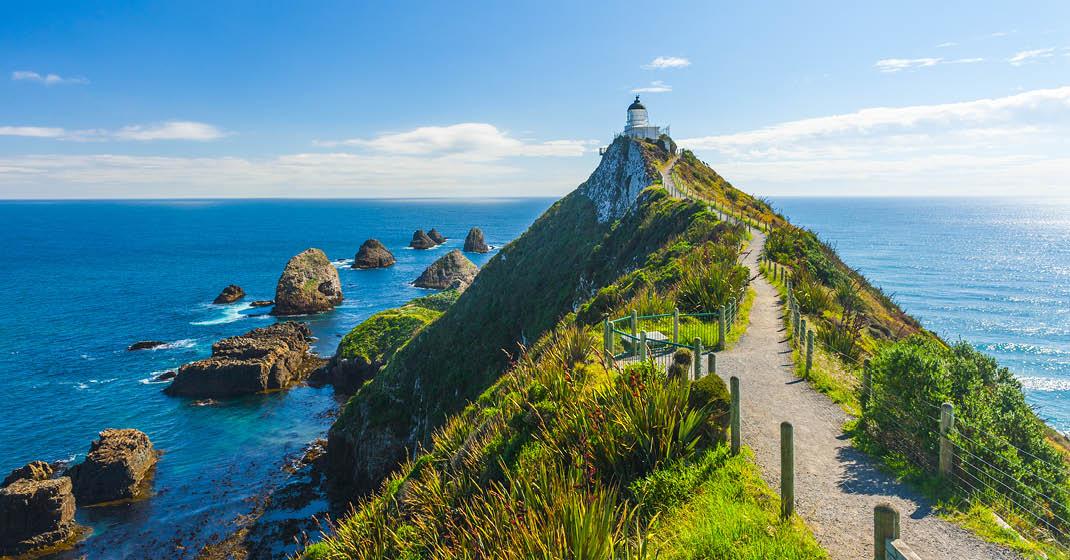 Nugget Point, Neuseeland
