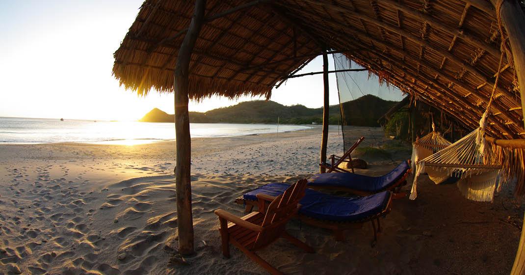 Strand von San Juan del Sur