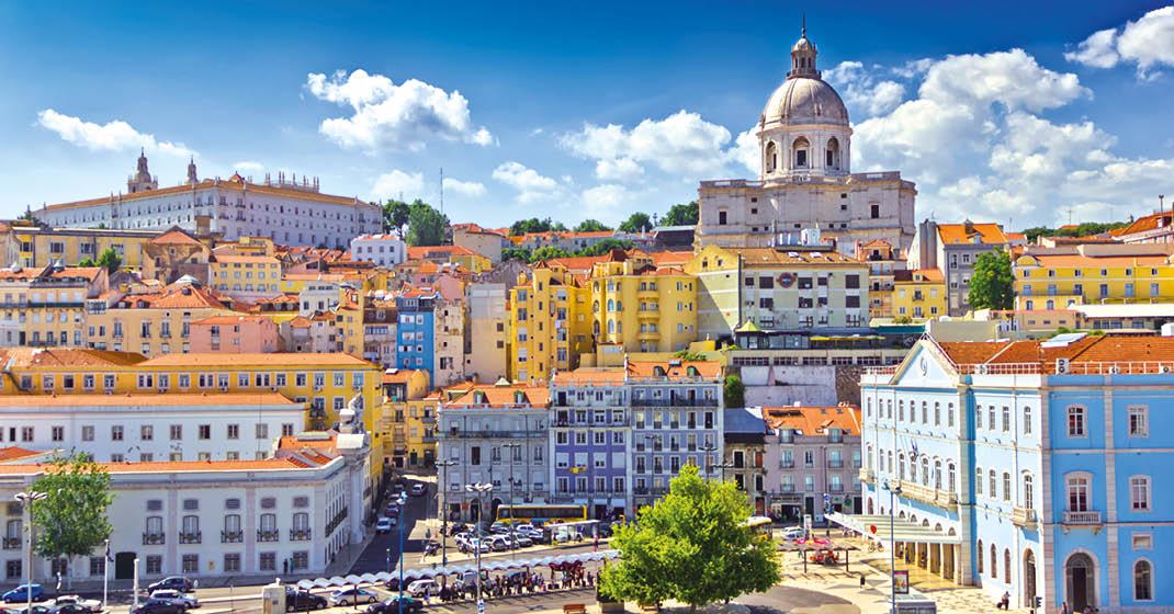 MSC MAGNIFICA – Die Atlantikküste und die Straße von Gibraltar