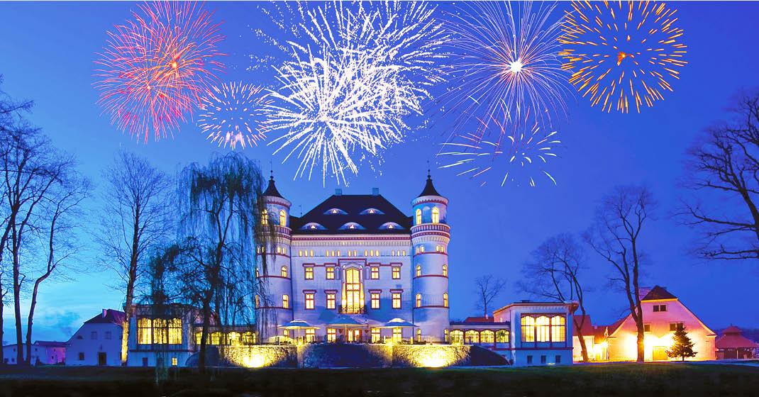 A_Polen_Silvester_Königsschlosshotel Schildau_Feuerwerk