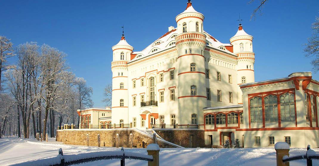 B_Polen_Silvester_Königsschlosshotel Schildau_Sonne