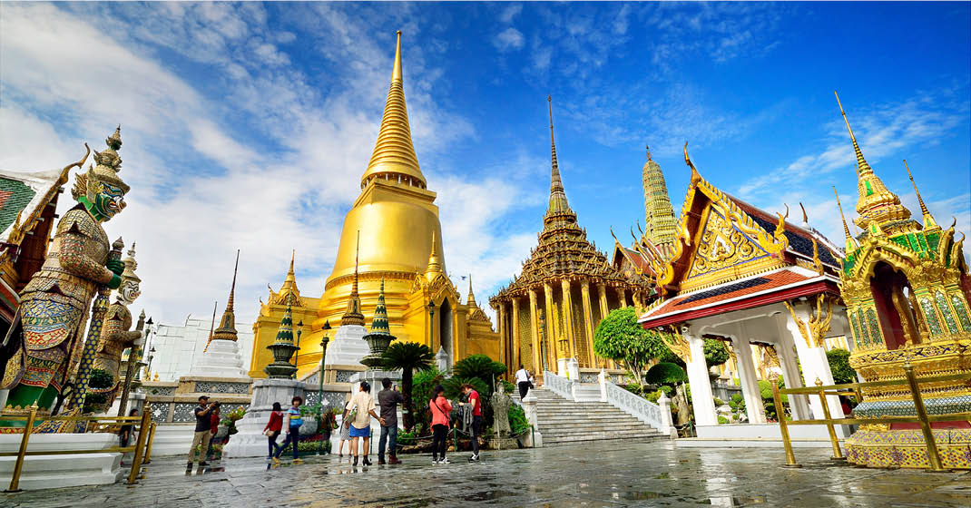 Thailand_Wat_Phra_Kaeo Bangkok