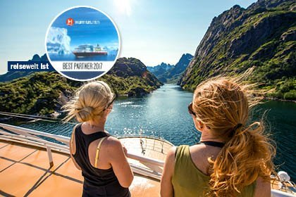 MS Nordnorge Sommer 420x280px - MS NORDNORGE – Sommer mit Hurtigruten