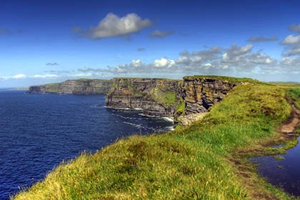 Irland Norden Wandern_Cliffs of Moher
