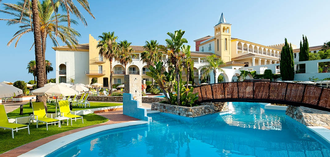 Andalusien_Fuerte_Conil_Hotelansicht