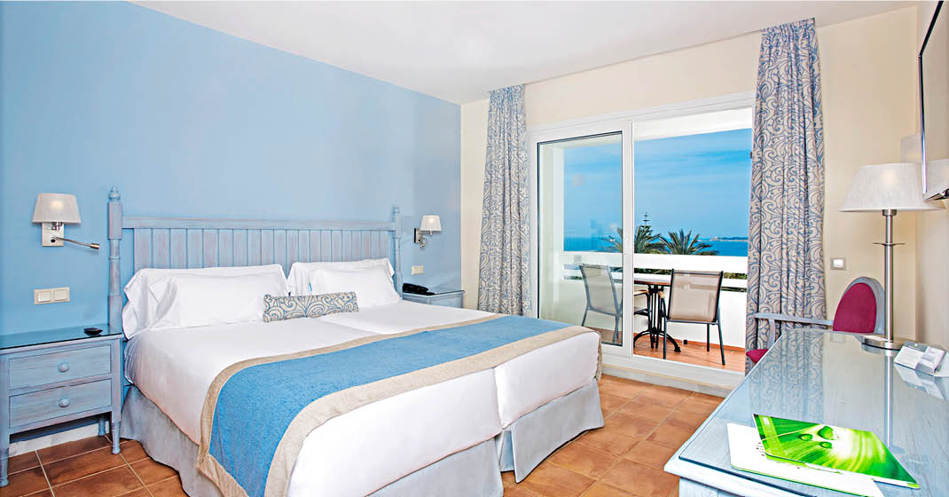 Andalusien_Fuerte_Conil_Hotelzimmer