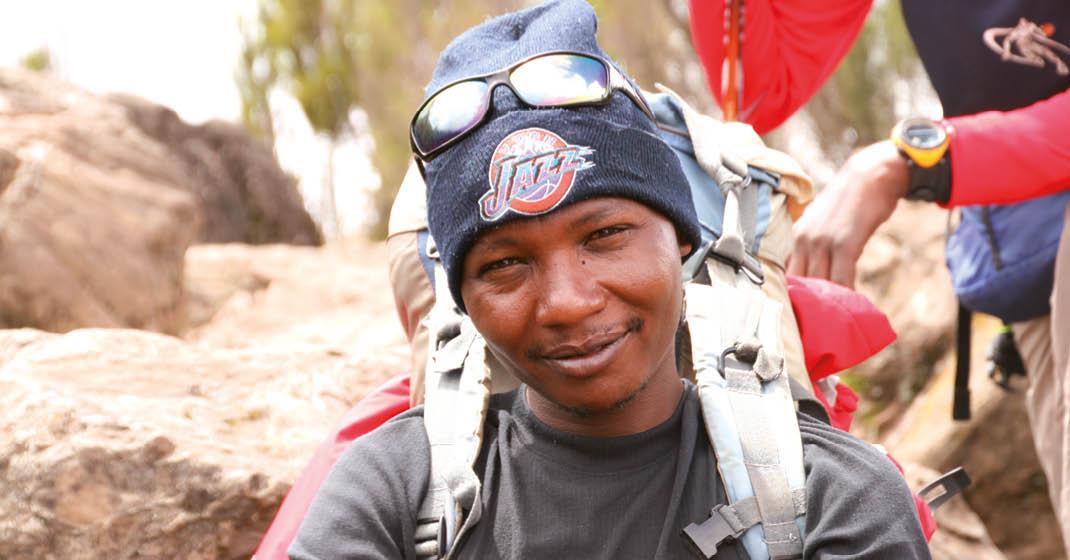 Kilimanjaro_Träger_Guide
