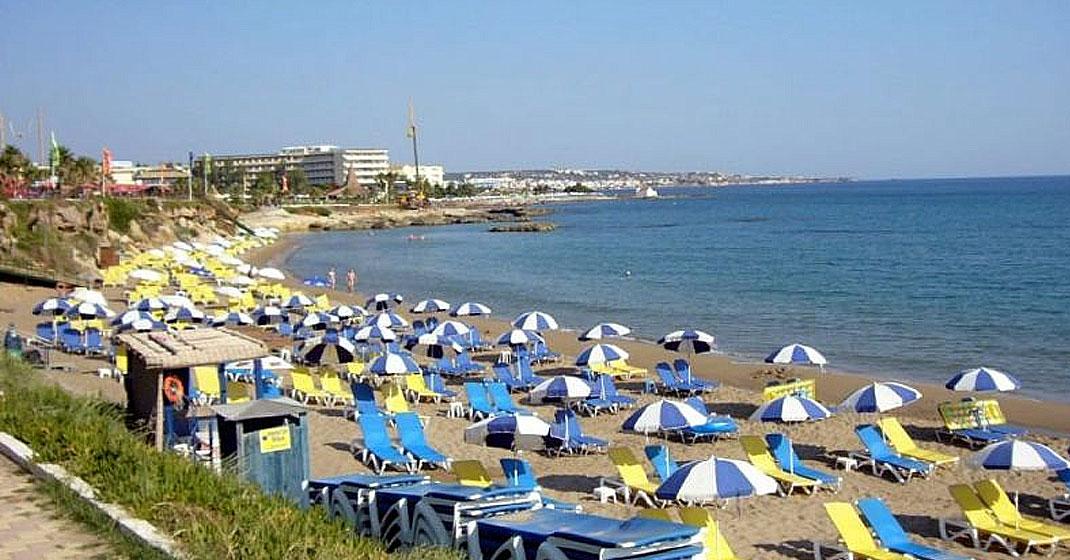 Kreta_Chersonissos Strand