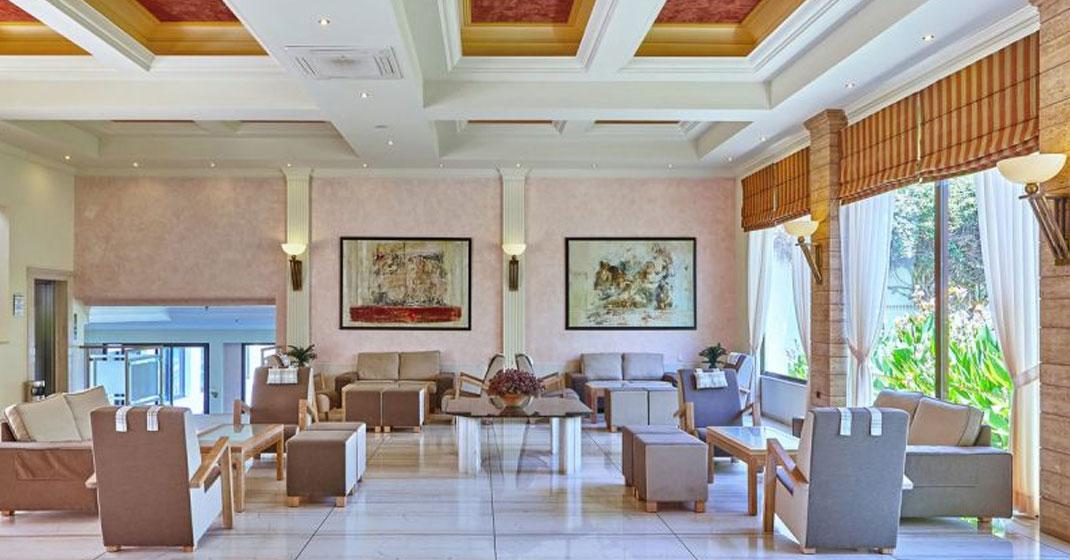 Kreta_Hotel Minos Palace Lobby