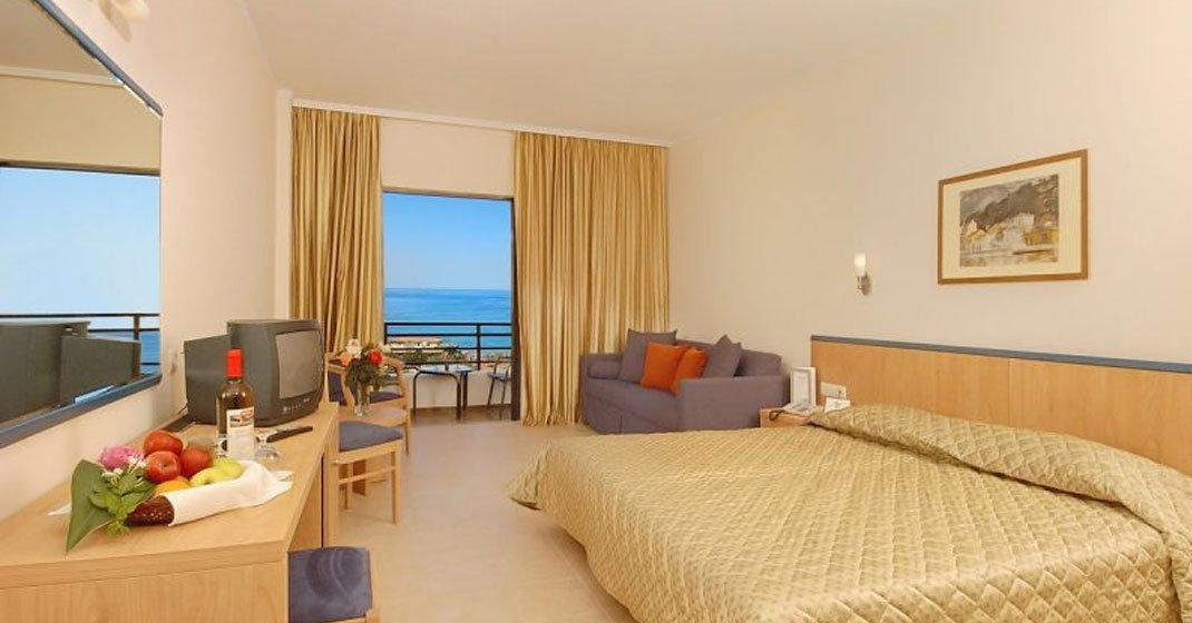 Kreta_Hotel Minos Palace Zimmer