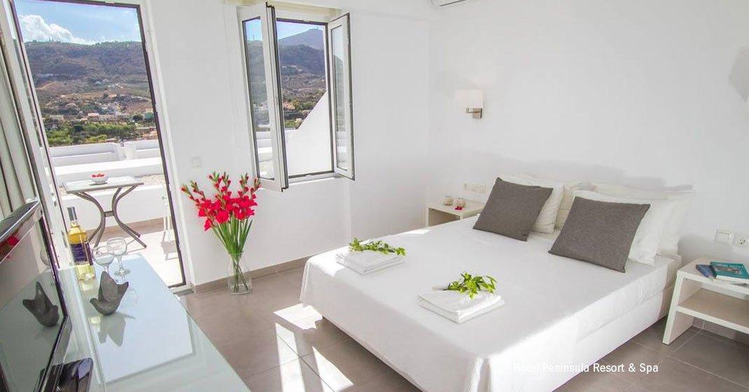 Kreta_Peninsula Resort Zimmer