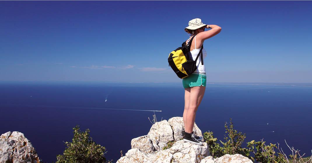 Kroatien Aktiv_Wandern_Felsen