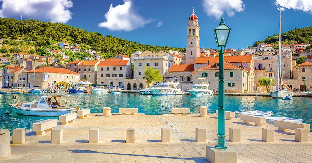 Kroatien-Ort