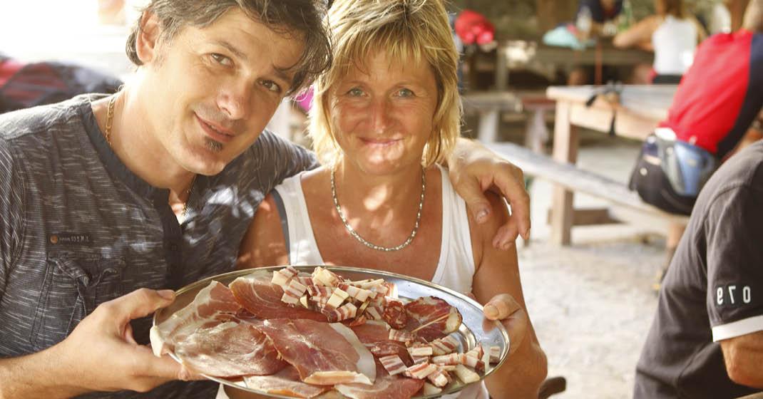 Kroatien-kulinarisch_Schinken