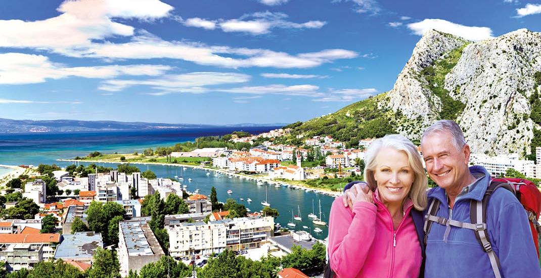 Kroatien_Softwandern_Fluss-Cetina-Omis-Stadt