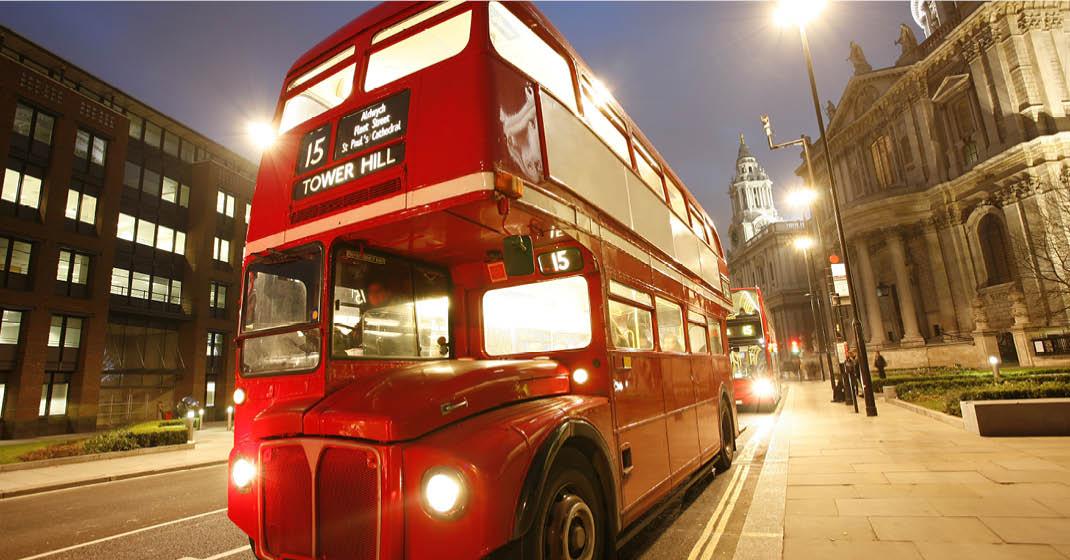 London_Doppeldeckerbus