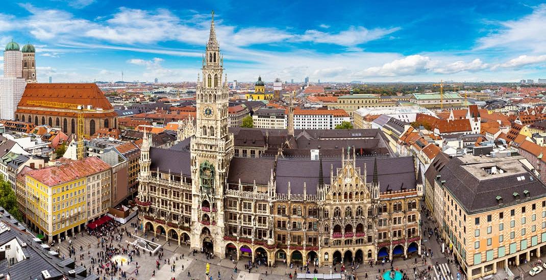 München_Marienplatz