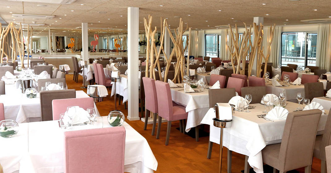 MS Camargue Restaurant