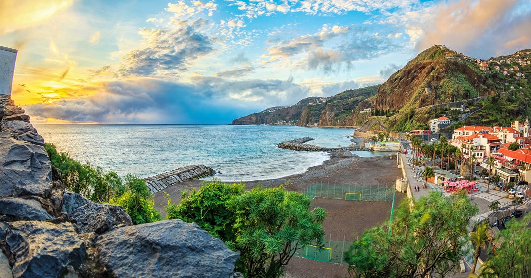 Madeira_Küste