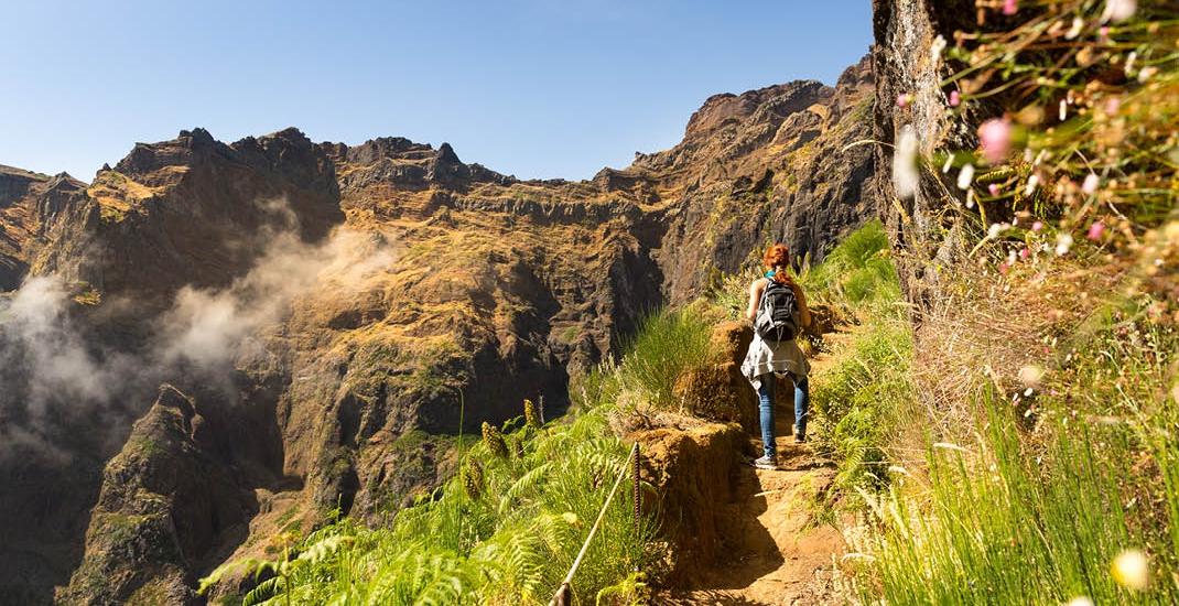 Madeira_Wandern_Aufstieg_Bergwelt