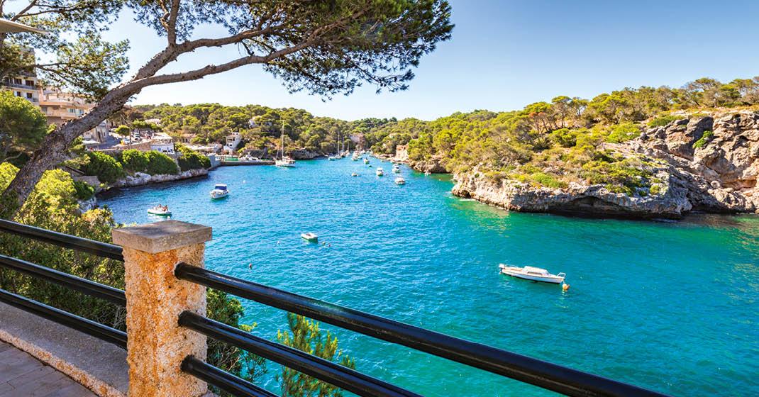 Mallorca Mandelblüte Wandern_Küstenpanorama