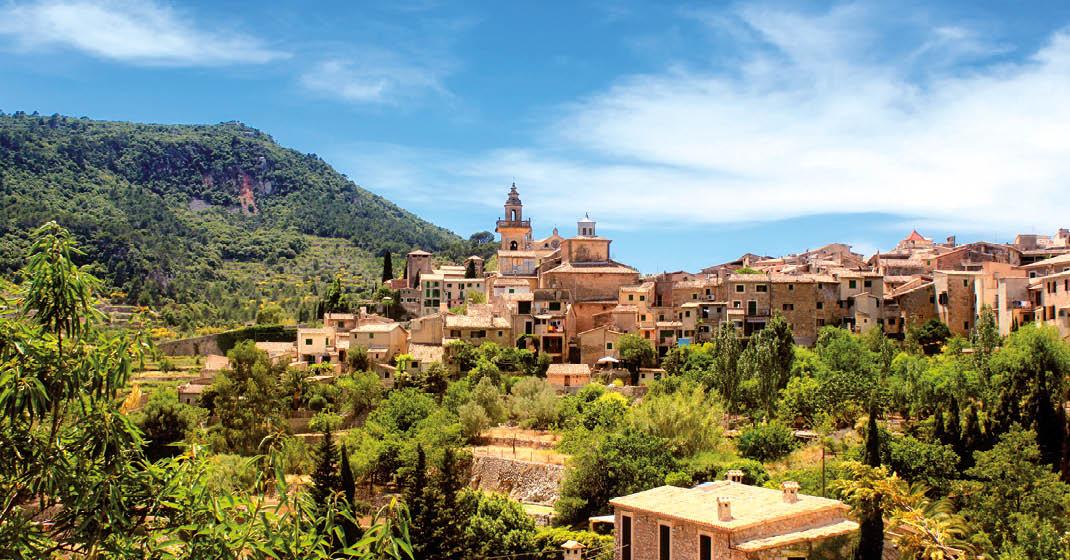 Mallorca Mandelblüte Wandern_Valldemossa