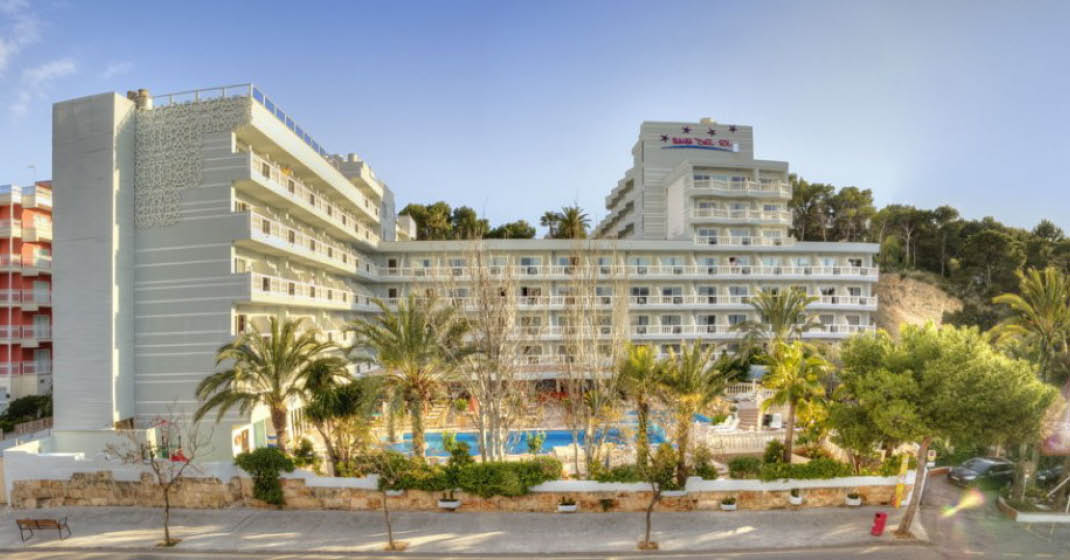 _Mallorca_Bahia del Sol_Hotelansicht