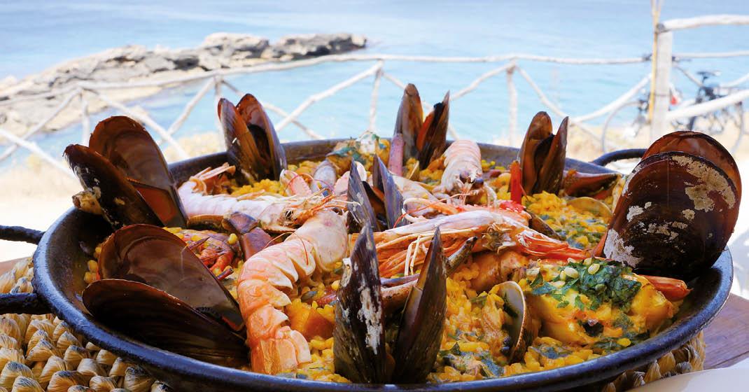 _Mallorca_Bahia del Sol_Paella