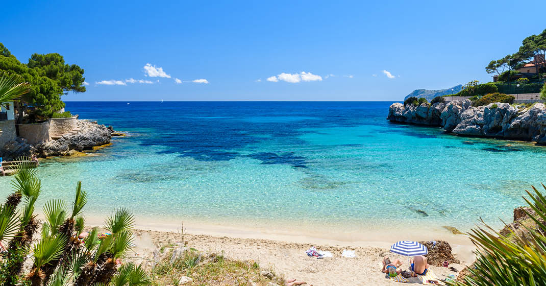 _Mallorca_Bahia del Sol_Strand