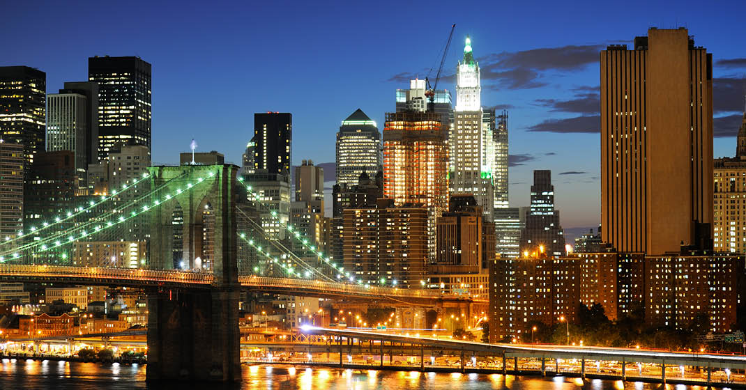 New York City nachts