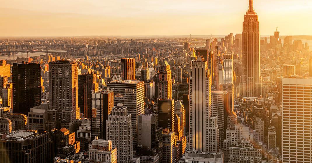 New York Panoramablick