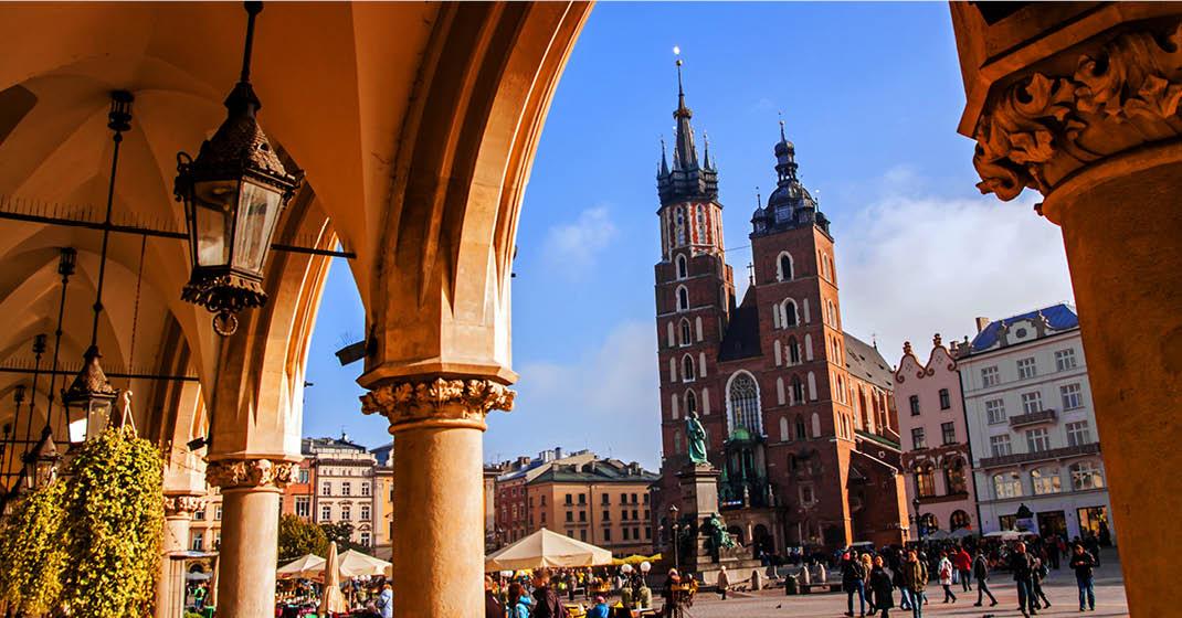Polen_Krakau City