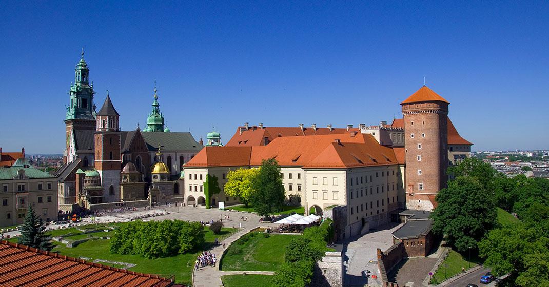 Polen_Krakau Wawel
