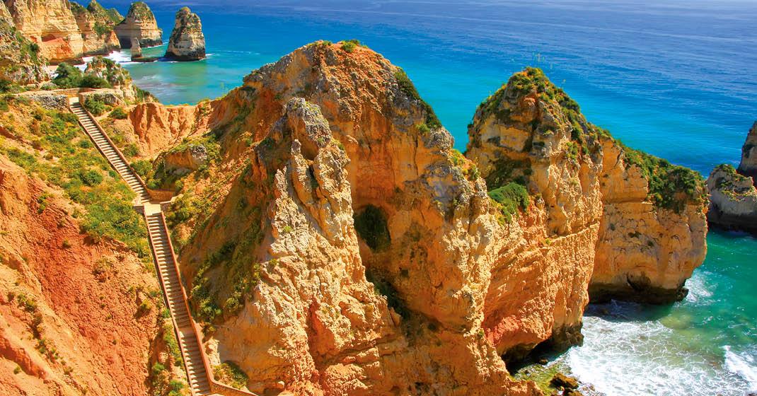 Portugal Softwandern Algarve