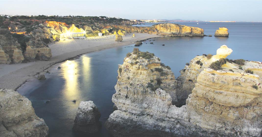 Portugal Softwandern_Ausblick Küste