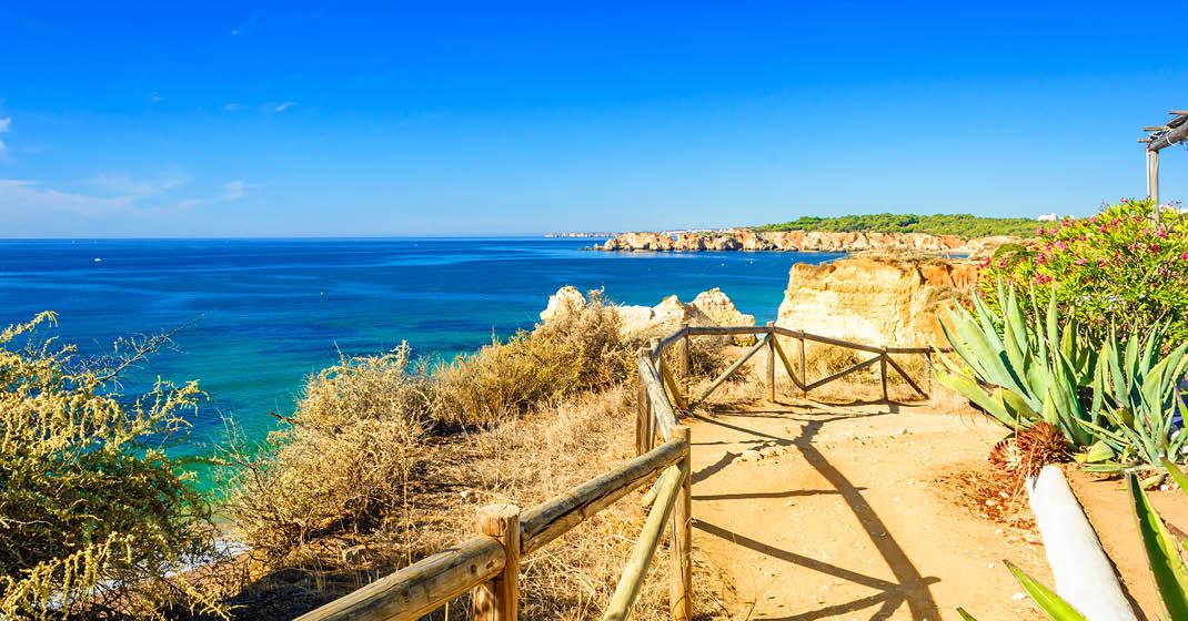 Portugal_Softwandern_Wanderweg_Küste_Meer