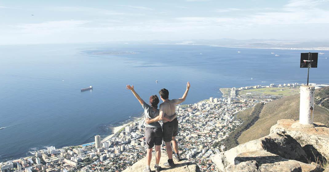 Südafrika_Tafelberg