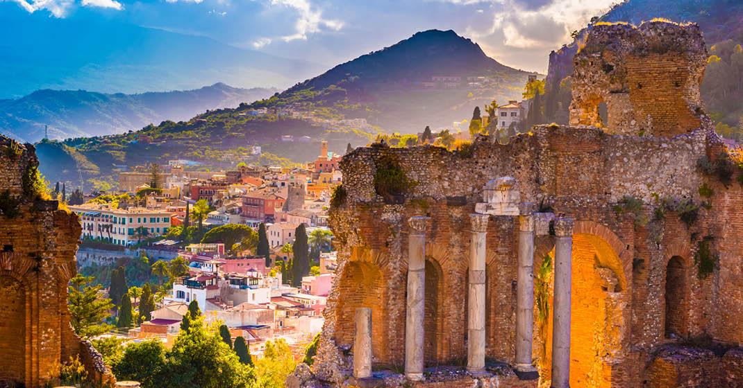 Sizilien das land wo die zitronen bl hen reisewelt for Design hotel sizilien
