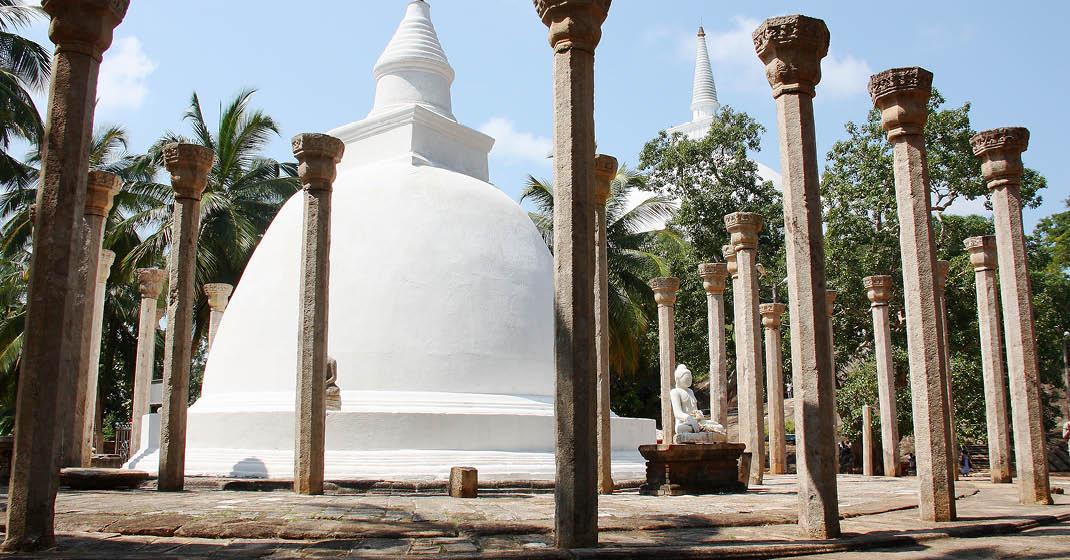 Sri Lanka_Tempel