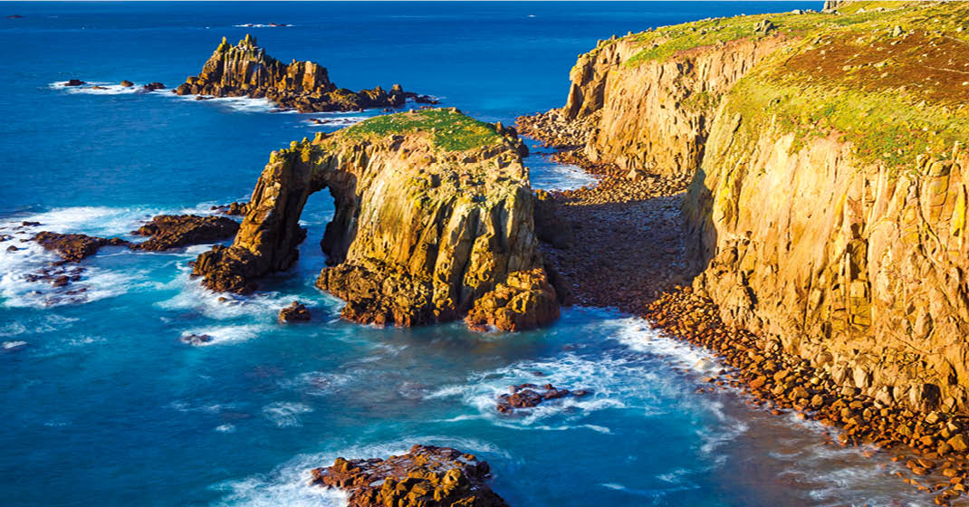 Suedengland_Lands End