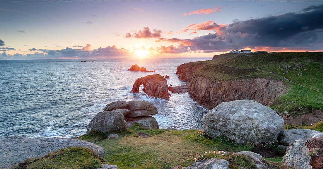 Suedengland_Sonnenuntergang_Cornwall
