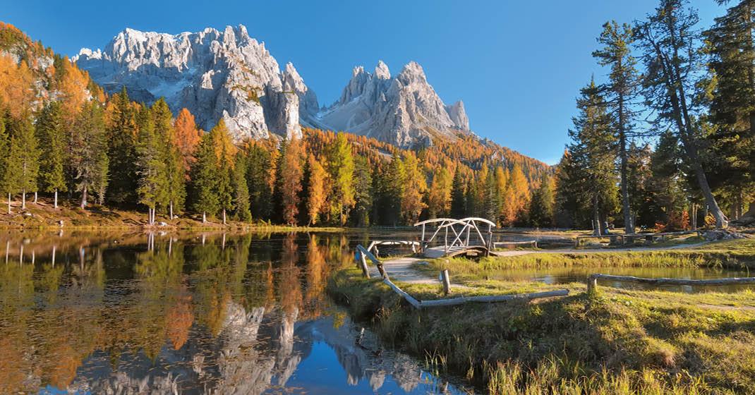 Suedtirol_Berge im Herbst