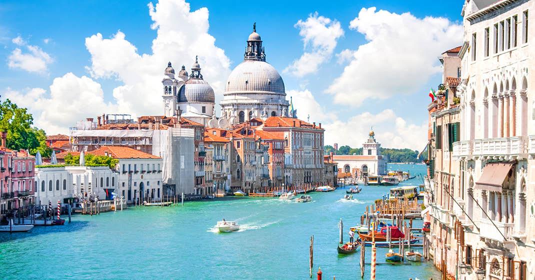 Venetien_Canal in Venedig