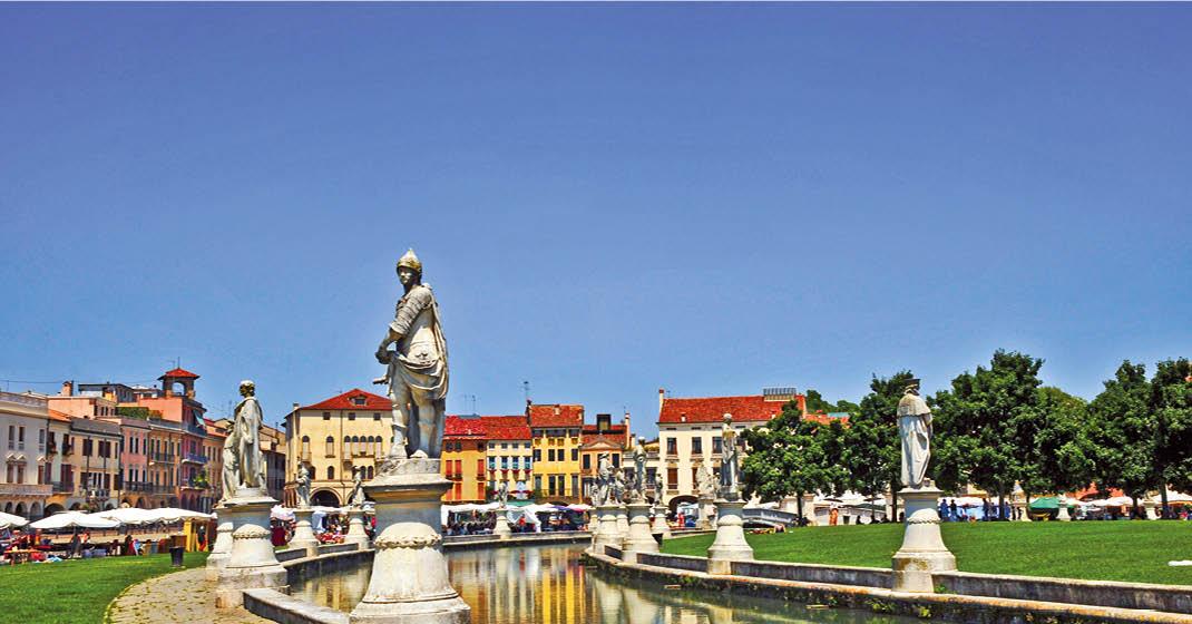 Venetien_Padua Piazza Prato
