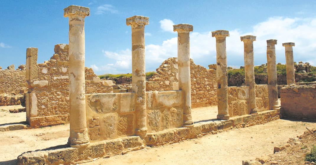 Zypern_antike_ruinen